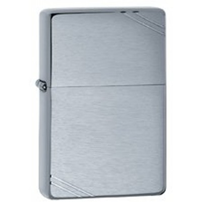 Zippo Vintage w Slashes 230 LOWEST 10% off