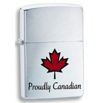 Zippo 200 Proudly Canadian 59034 LOWEST 10% off