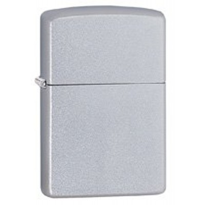 Zippo 205 Satin Chrome 0205 LOWEST 10% off