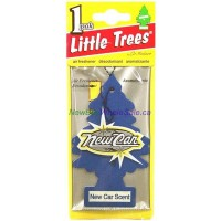 Little Trees New Car - Car Air Freshener - LOWEST $0.59 - UPC:076171101891
