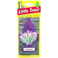 Little Trees Lavender - Car Air Freshener - LOWEST $0.59 - UPC:076171104359