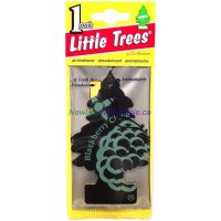 Little Trees Blackberry Clove - Car Air Freshener - LOWEST $0.59 - UPC:076171173430