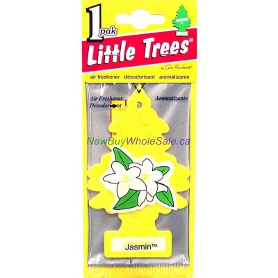 Little Trees Jasmin - Car Air Freshener - LOWEST $0.59- UPC:076171104335