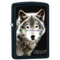Zippo White Wolf 28303 LOWEST 10% off