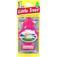 Little Trees Morning Fresh - Car Air Freshener - LOWEST $0.59 - UPC:076171102287