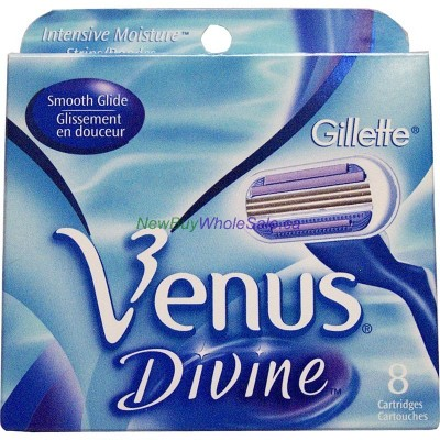 Gillette Venus Divine 8'S LOWEST $22.99