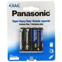 Panasonic AAA4. -LOWEST $0.53 - UPC:073096500273