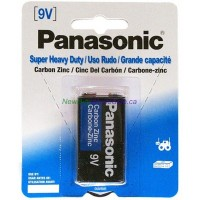 Panasonic 9V - LOWEST $0.54 - UPC:073096500297