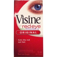 VISINE ORIGINAL 15ML LOWEST $5.49