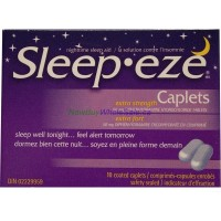 SLEEP EZE D CAPS X-STR 50MG 10'S LOWEST $3.99