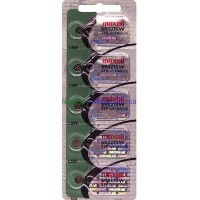 Maxell 319 SR 527SW.Watch Batteriies $0.97 lowest