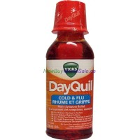 VICKS DAYQUIL COLD&FLU LIQUID 236ML LOWEST $8.25