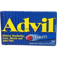 ADVIL TABS 200MG 24'S LOWEST $4.45