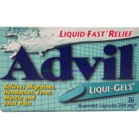ADVIL LIQUI-GELS 16'S LOWEST $5.10