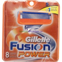 Gillette Fusion Power 8 Cartridges LOWEST $26.99