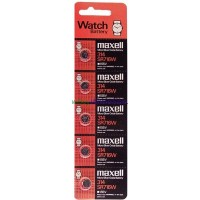 Maxell 314 SR 716W. Watch Batteries $0.89 lowest