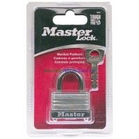 Master Lock Padlock 22D 38mm 1-1/2 inch. LOWEST $3.10