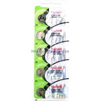 Maxell CR1220 Lithium Button Cell Batteries $0.95 lowest