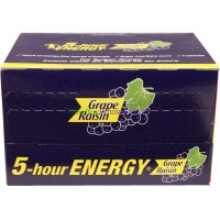 5 Hour Energy Regular Strength 12 pack 57ml GRAPE