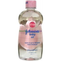 J&J - Johnson's Baby Oil 14oz 414ml. LOWEST $3.99 UPC:381370033141