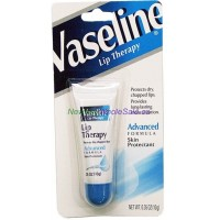 Vaseline Lip Therapy Advanced 10g. LOWEST $1.15 UPC:305212750003.