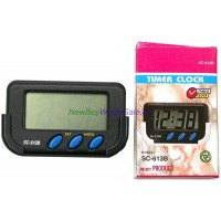 Large Digit Timer Clock with Holder. LOWEST $1.00