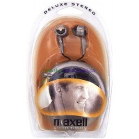 Maxell Deluxe Stereo Earbuds EB-225. $5.25 LOWEST