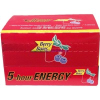 5 Hour Energy Regular Strength 12 pack 57ml BERRY