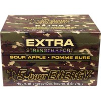 5 Hour Energy Extra Strength 12 pack 57ml SOUR APPLE
