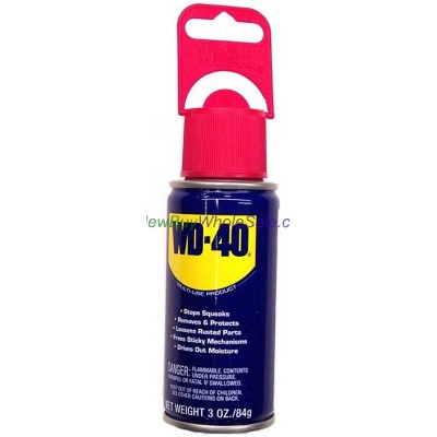 WD-40 Multi-Use Lubricant 80g . LOWEST $2.99