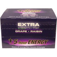 5 Hour Energy Extra Strength 12 pack 57ml GRAPE