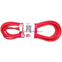 Extension Cord Indoor/Outdoor LOWEST $5.39 4.8m 15ft Heavy Duty