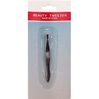Beauty Tweezer Square Tip. LOWEST $0.40