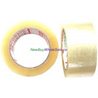 Stix-On Clear Packing Tape 100m - LOWEST $1.45