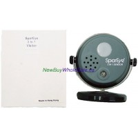 Spar Eye 3 in 1 Security- LOWEST $6.99 - Infra Red Visitor Chime - Works in Light or Dark