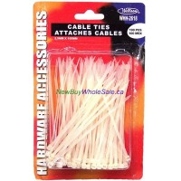 Cable Ties 100pcs 2.5mmx100mm- LOWEST $0.85
