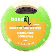 Carpet Tape Double Sided- LOWEST $2.49 - Professional 50mm x 10m