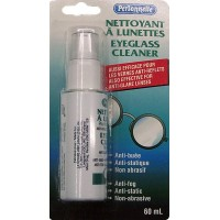 Eyeglass Cleaner / Glass Cleaner - Anti-Fog 60ml. LOWEST $0.75 UPC:055989650005