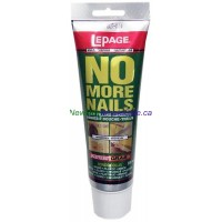 Lepage No More Nails - LOWEST $5.69 - Gap Filling Adhesive 200ml