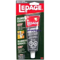 Lepage Plumber's Glue - LOWEST $4.50 - Adhesive Sealant 59ml