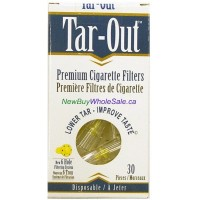 Tar-Out Premium Cigarette Filters 30pk LOWEST $1.25 -