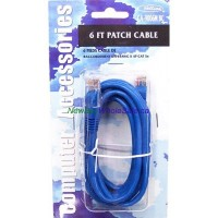 Patch Network Cable 6ft - LOWEST $1.45