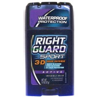 Right Guard Sport 3-D Odor Defencse 51g LOWEST $2.49