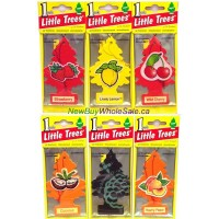 Little trees Air freshener Fruit Assortment $0.59 LOWEST. - Car Air Freshener -000761719344