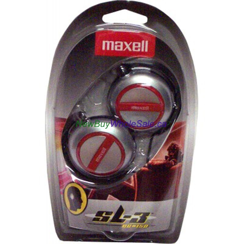 Maxell Ec 150 Stereo Ear Clips Canada S Online