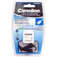 Camelion Galaxy-Blackberry USB wall charger. LOWEST $4.35