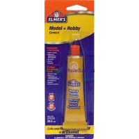 Elmer Model + Hobby Glue 29.5ml. LOWEST $1.75