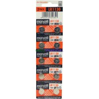 Maxell Coin Watch Batteries LR1130 10pk Lowest $0.42each