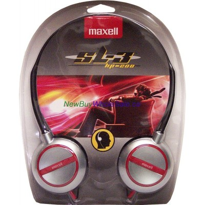 Maxell Lightweight Stereo Headphones- LOWEST $3.50 - HP-200