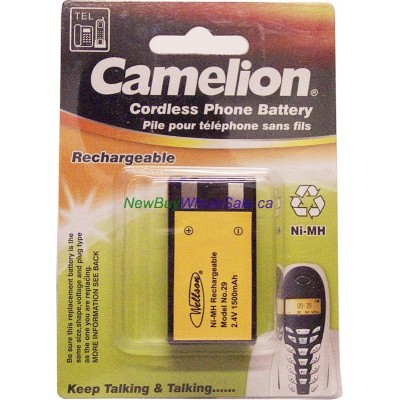 Cordless Phone Batteries NI-MH Rechargeable No. 29 LOWEST $4.49 2.4V 1500mAh.